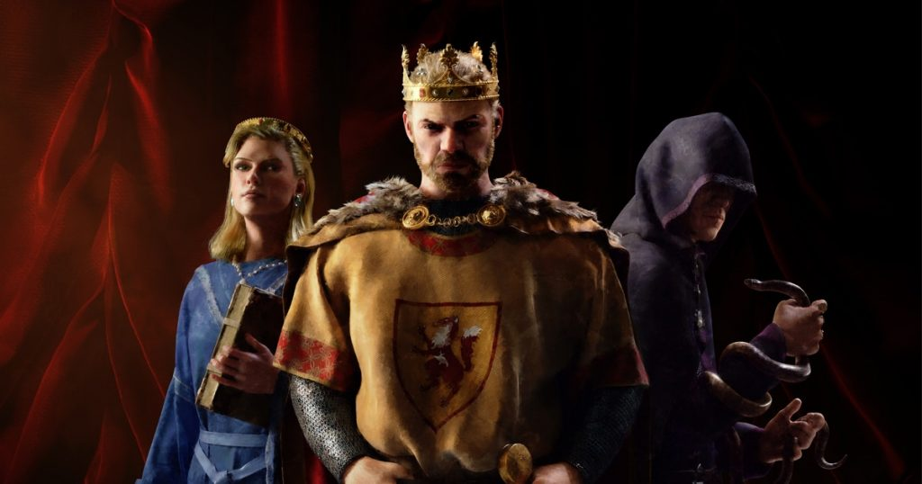 Was ist Crusader Kings 3