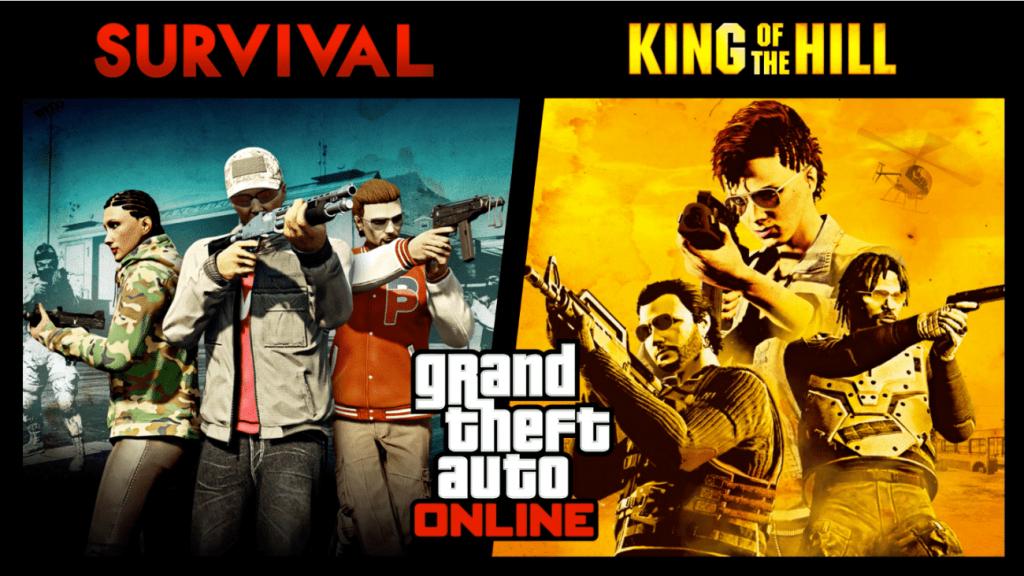 GTA Online neues Update mit neuen Inhalten