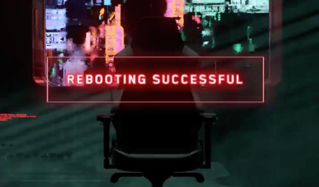 Secretlab Cyberpunk 2077 Gaming Stuhl