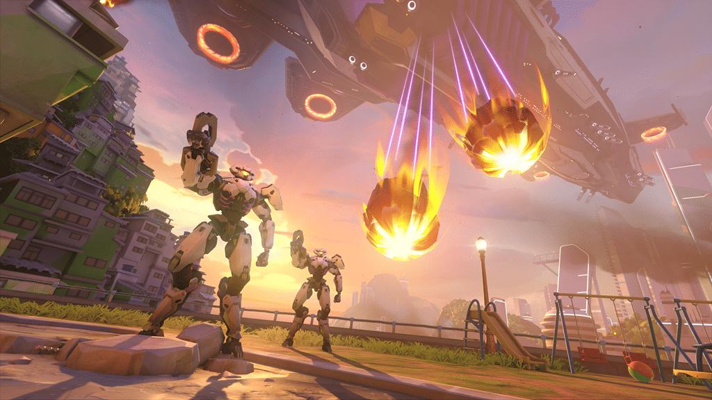 Overwatch 2 teilt Features mit Overwatch 1