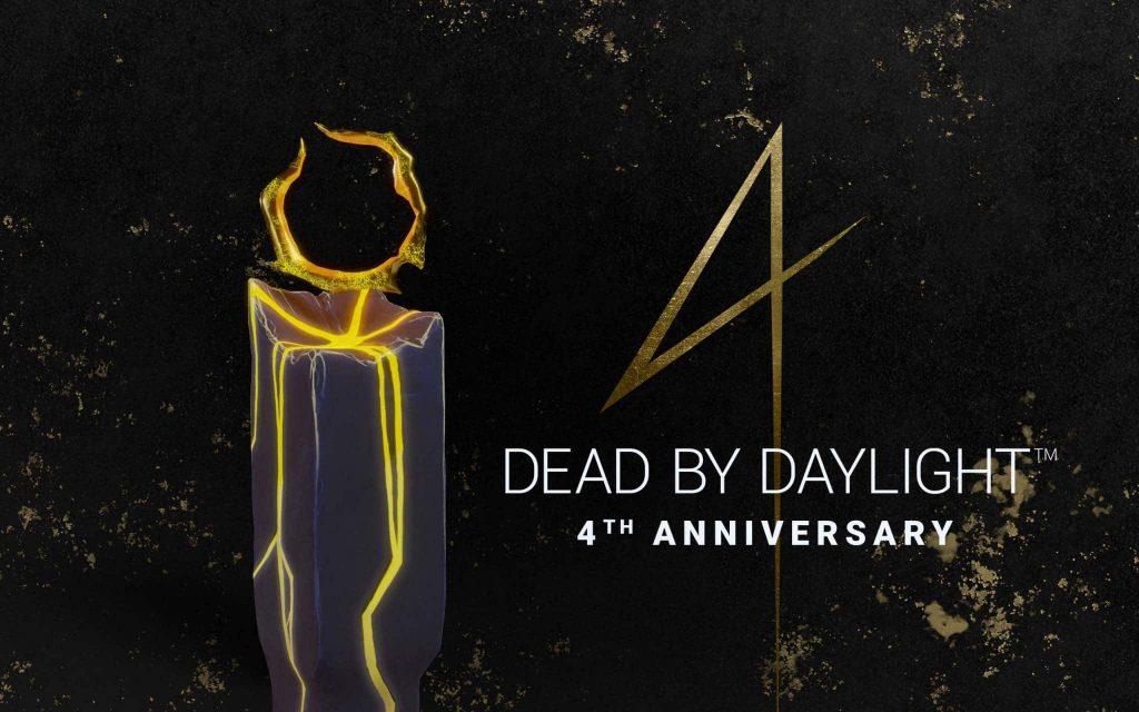 Neues Event zum Dead by Daylight 4-jährigen