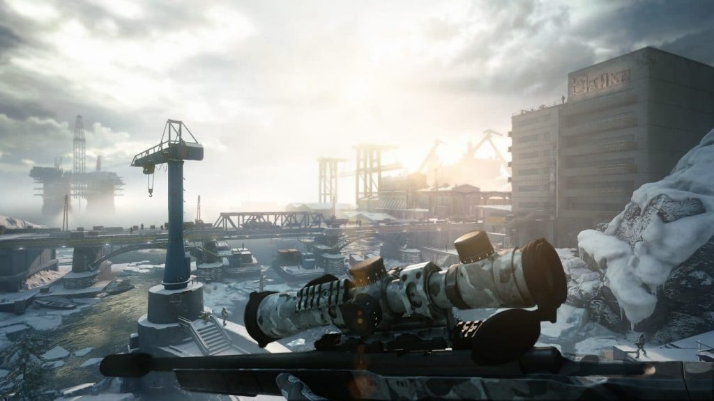 Sniper Ghost Warrior Contracts alle Details und Features