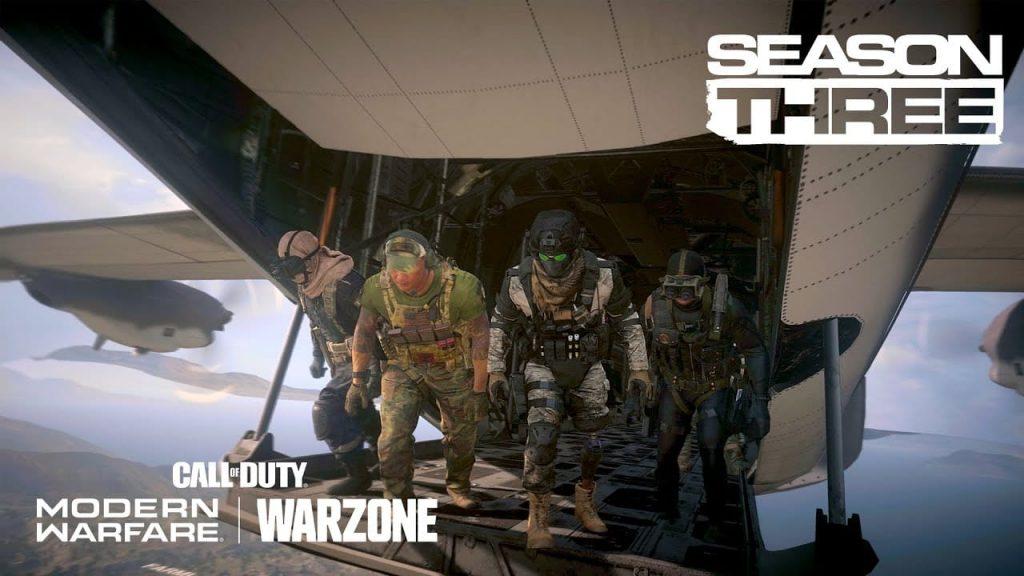 Cod Modern Warfare Update