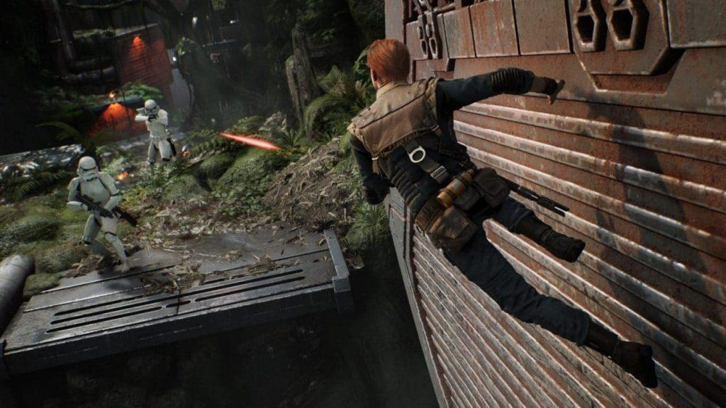Star Wars Jedi: Fallen Order Patch gage Ladezeiten und mehr inklusive Patch Notes