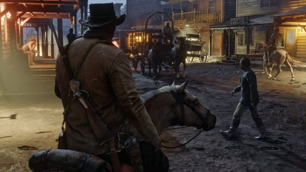 Red Dead Remption 2 PC Bugs